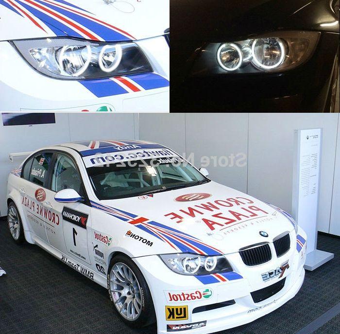 32.68$  Watch now - https://alitems.com/g/1e8d114494b01f4c715516525dc3e8/?i=5&ulp=https%3A%2F%2Fwww.aliexpress.com%2Fitem%2FFor-BMW-320si-WTCC-2006-ON-Excellent-Ultra-bright-headlight-illumination-CCFL-Angel-Eyes-kit-Halo%2F32285934996.html - For BMW 320si WTCC 2006-ON Excellent Ultra bright headlight illumination CCFL Angel Eyes kit Halo Ring Angel Eyes kit