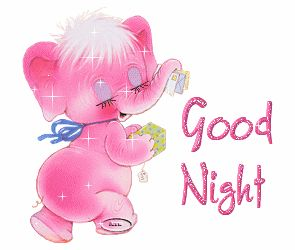 Good Night | good night rhyme on good night when everybody including children go to ...