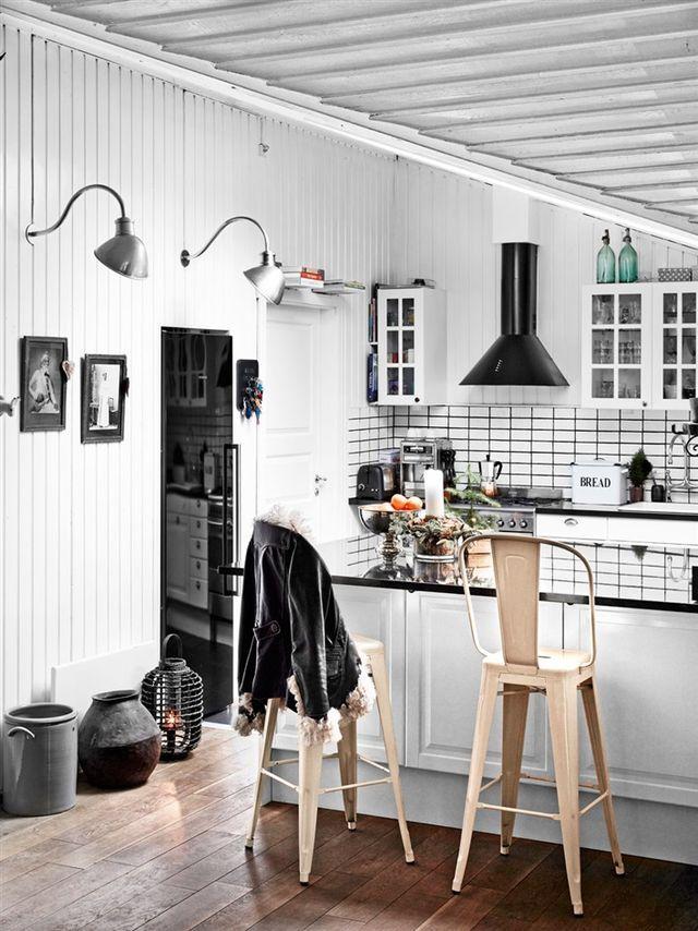 56 besten Küche Bilder auf Pinterest Wohnideen, Küche esszimmer - ideen wandgestaltung k che