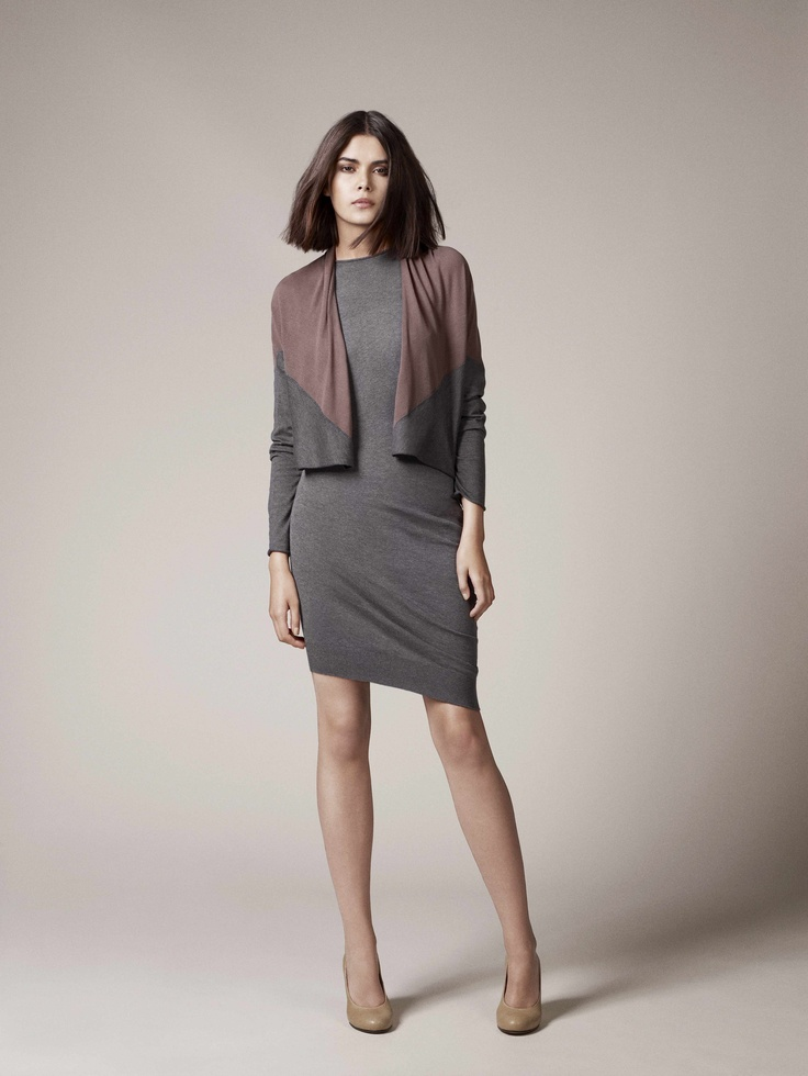 SS12 Capsule Collection - Moonstone Dress & Spinet Shrug
