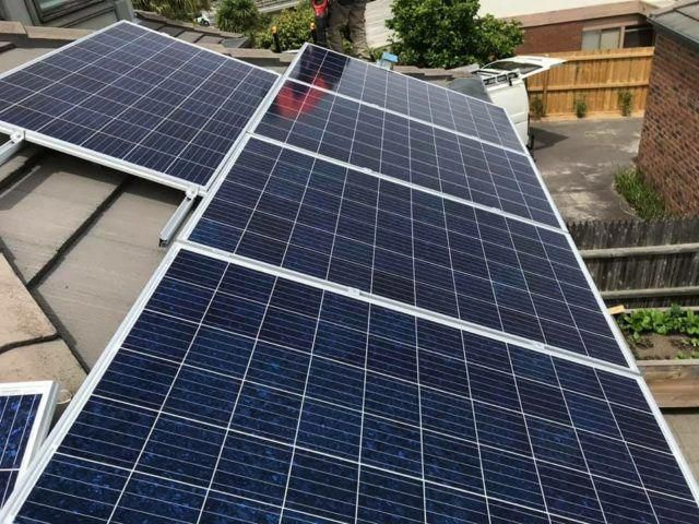 Installing Solar Panels Has By Far The Most Impact In Reducing My Electricity Bill Solarpanels Sola In 2020 Solar Panels Solar Panel Installation Solar Energy Panels