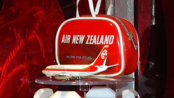 Air New Zealand 737