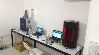 Voxel ARTC Bucaramanga: Maquina Voxel CyT G1