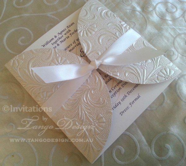 123 best Gatefold Style Wedding Invitation images on Pinterest