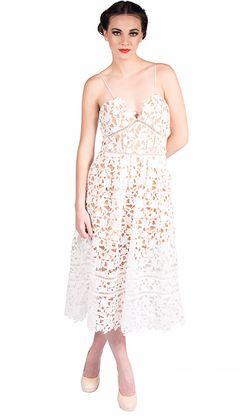 My Lacey Lace Dress by KITCHY KU   Women's Dresses   @ alibiOnline