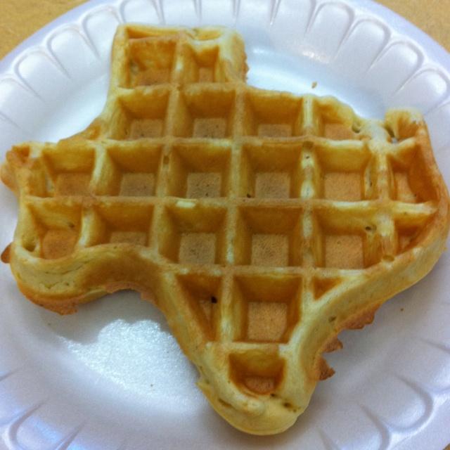 Texas style breakfast