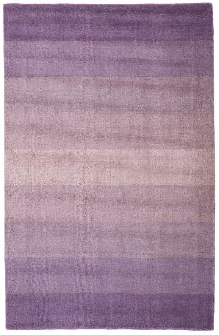 Marak Adamas Ad007 Purple / Light To Dark Purple Area Rug