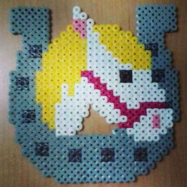 Horse hama beads by carolinaplussize