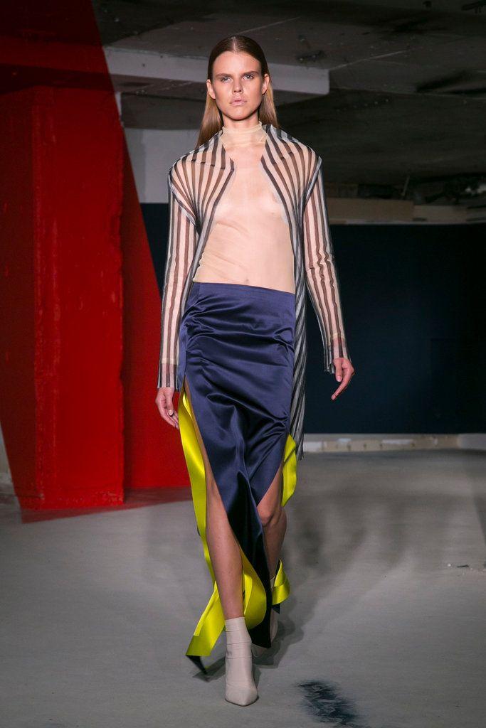 Moda e Arte - Art and Fashion - George Rousse for Thomas Tait