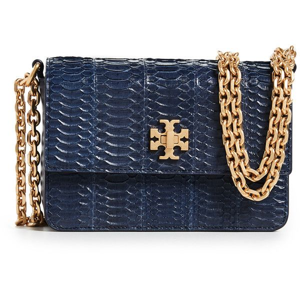 Tory Burch Kira Exotic Mini Bag (1,885 SAR) ❤ liked on Polyvore featuring  bags 4117807aa5