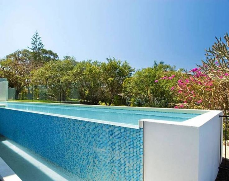 11 best coolest above ground pools images on pinterest for Contemporary above ground pools