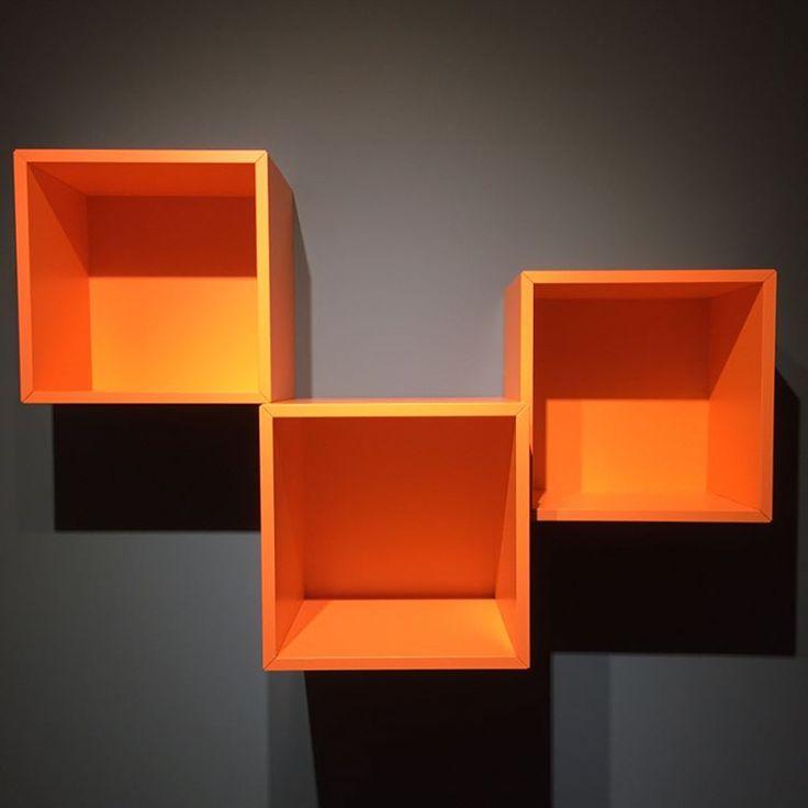 IKEA Eket box shelves