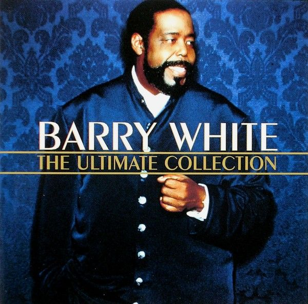 Barry White Ultimate Collection: 46 Best Barry White Images On Pinterest