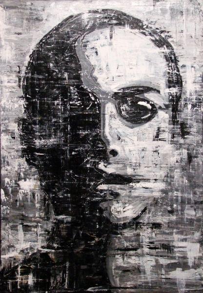 Wojciech Bąbski, Nobody, 2013 #art #contemporary #artvee