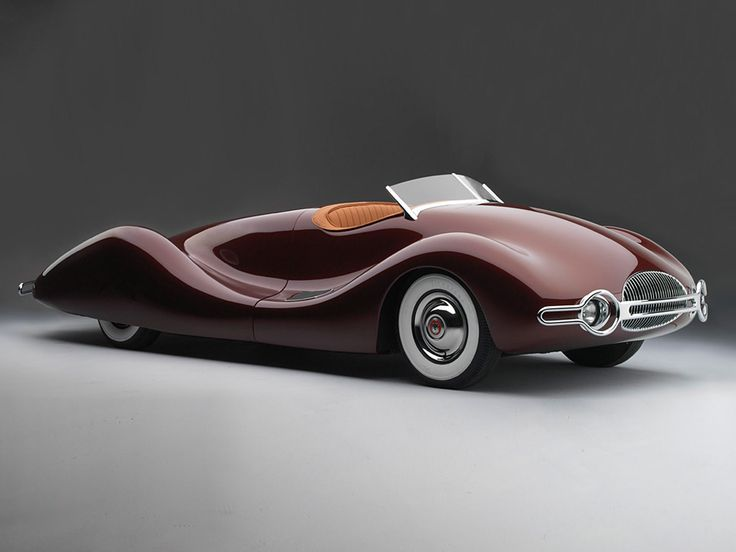 Cool Stuff We Like Here @ CoolPile.com ------- << Original Comment >> ------- 1948 Norman E. Timbs Special
