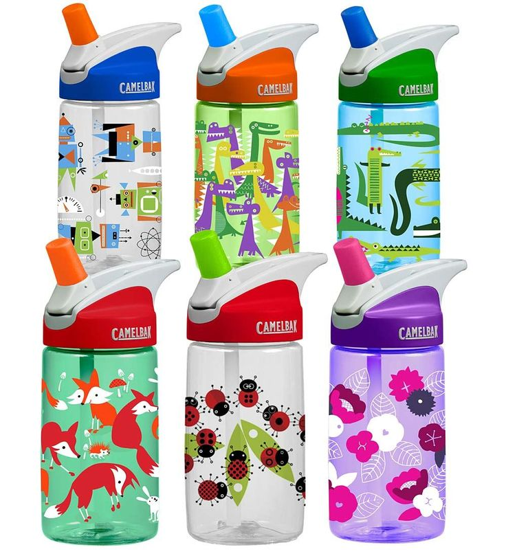 CamelBak Kids 0.4L Water Bottle | Water Bottles | Reuseit