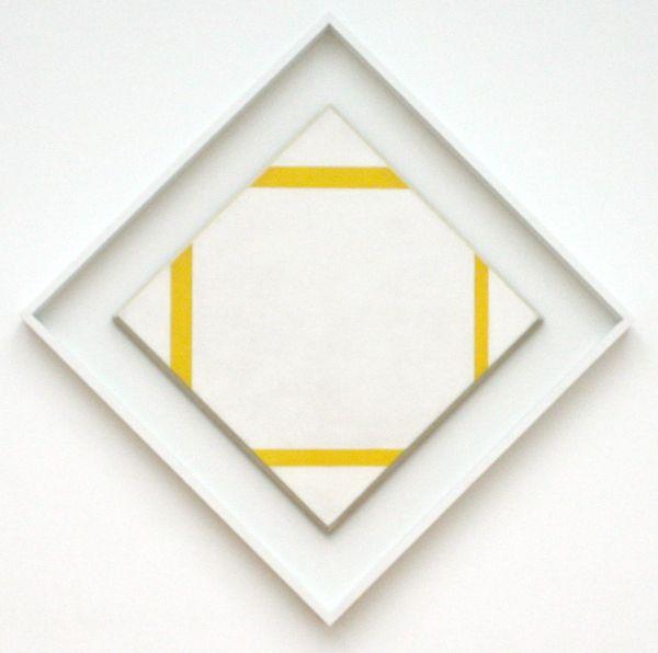 Piet-Mondriaan-Compositie-met-gele-lijnen-Olieverf-op-doek.jpg 600×596 pixels