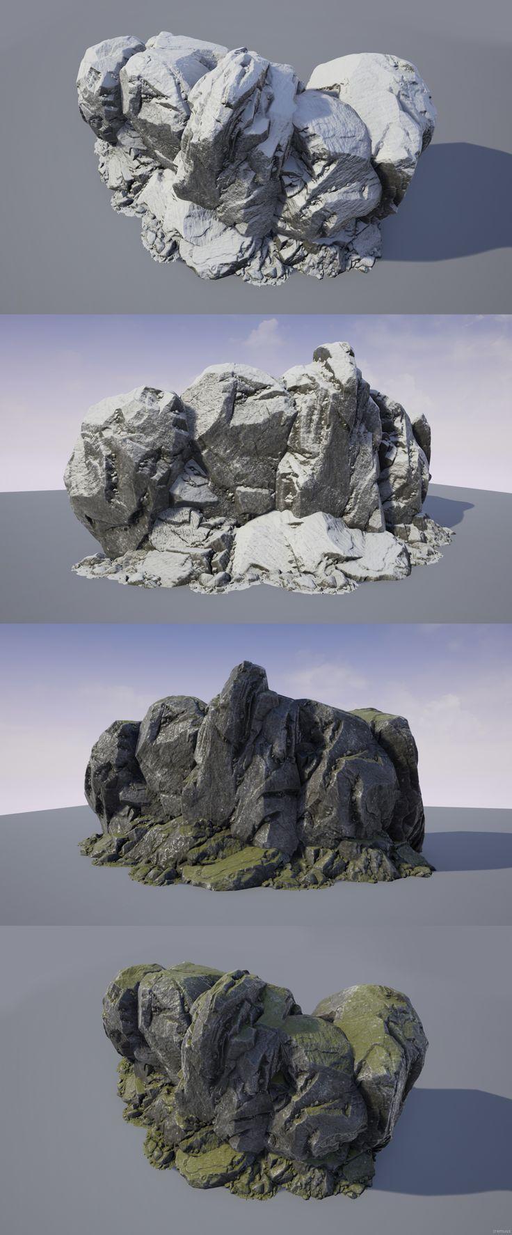 Image: http://cremuss.net/3d/wip/RockSculpting_WIP_3b.jpg