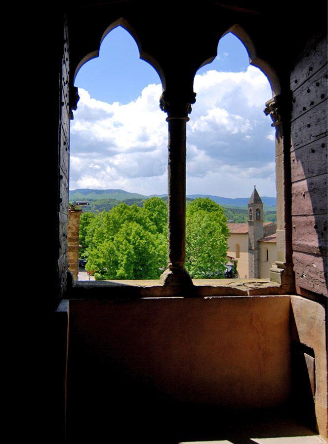 Poppi, Castello dei Conti Guidi, Arezzo
