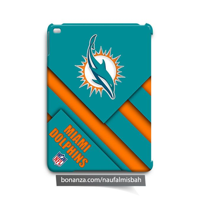 Miami Dolphins Cool iPad Air Mini 2 3 4 Case Cover