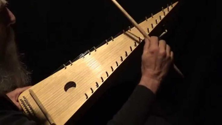 """Jamaica"" - Bowed Psaltery - YouTube"