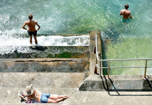 Sydney's Bondi Beach.Photo: Steven Siewert