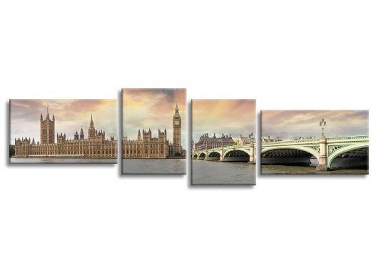 Полиптих «Время Лондона»