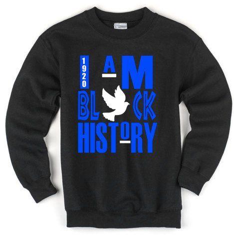 I AM BLACK HISTORY Zeta Phi Beta Inspired
