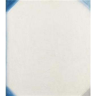 Blue 4 By Wojciech Fangor