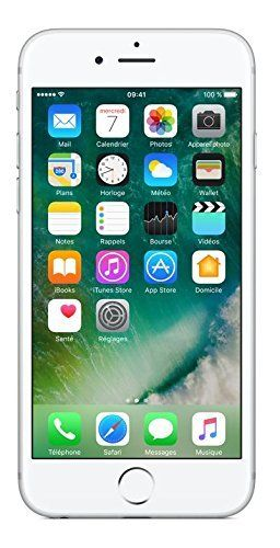 Apple iPhone 6s 32GB SIM-Free Smartphone - Silber EUR 419,00