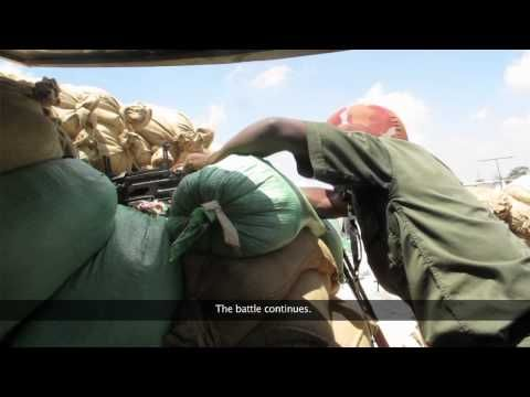 AMISOM Frontline: Burundi Contingent - The AMISOM Frontline series tells the story of African Union troops as they undertake a stabilization mission in Somalia. These films depict the range of challenges faced by the AMISOM soldiers on a daily basis, and covey the message that this mission is a much more diverse undertaking than many understand it to be.