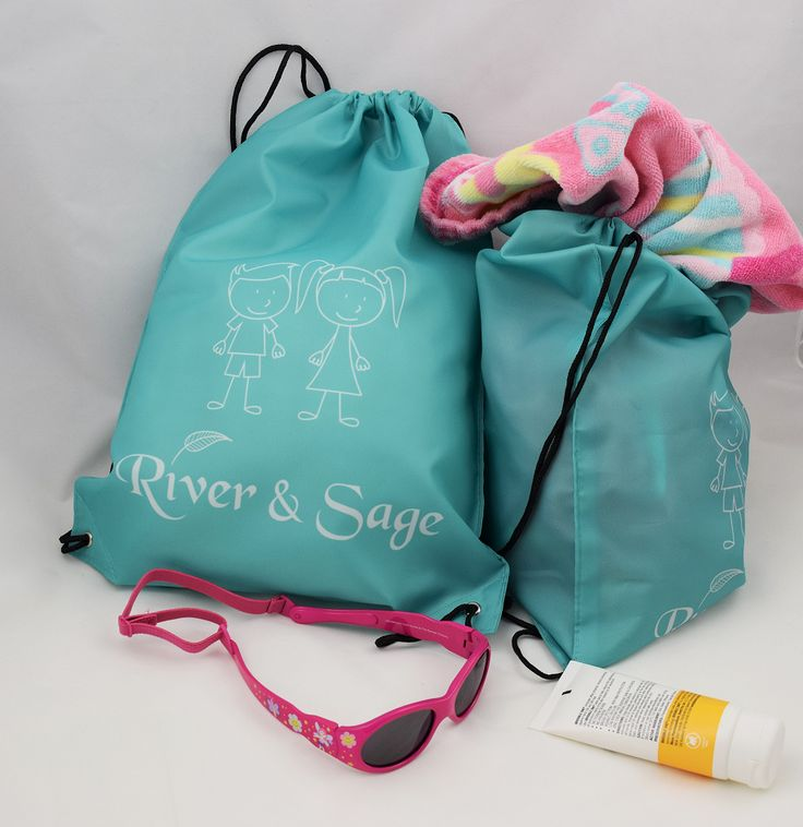 Waterproof swim / sports bags. Perfect for any adventure.