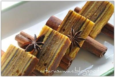 Recipes today - Kek Lapis Indonesia / Lapis Legit