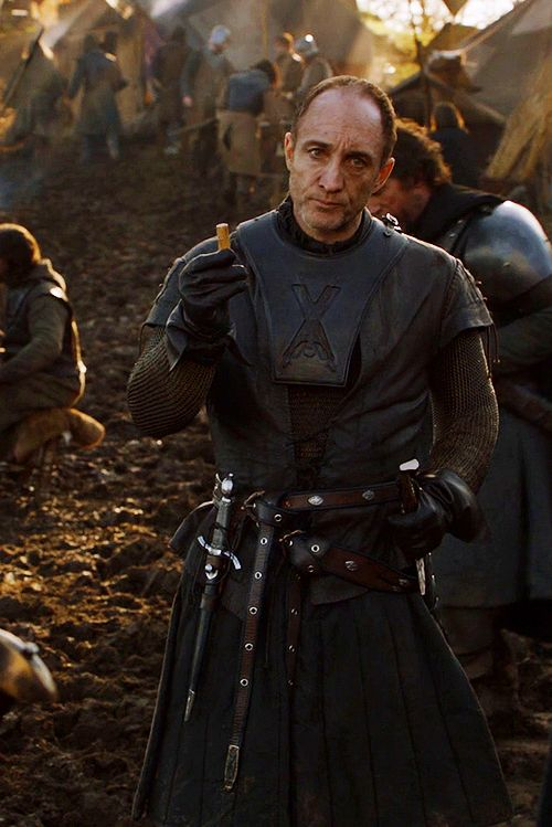 Roose Bolton :)