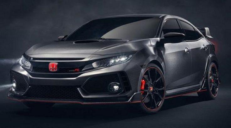 tampilan Sangar Honda Civic Type R Hadir Tahun Ini - Solusiobi.com