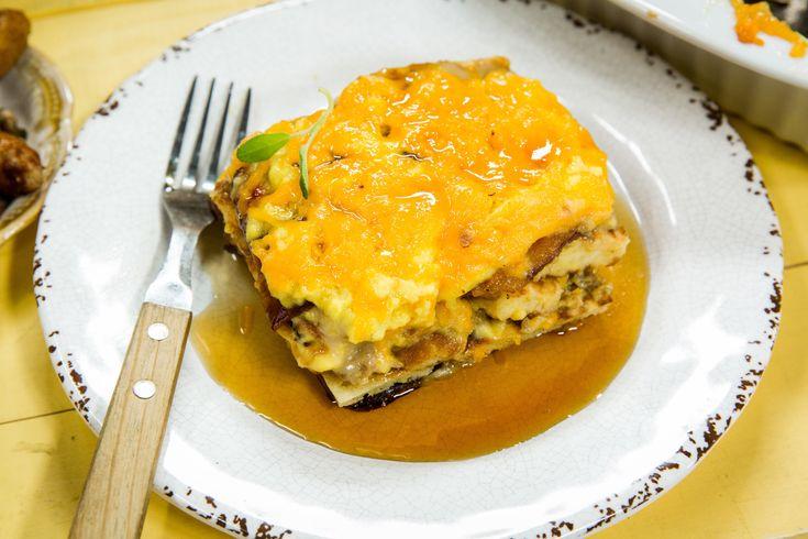 Recipe - Pancake Lasagna | Home & Family | Hallmark Channel
