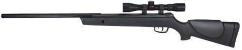 Gamo Big Cat 1250 Air Rifle with 4 x 32 Rifle Scope and PBA Platinum Pellets .177 Caliber - http://www.airrifleforsale.com/air-rifles/gamo-big-cat-1250-air-rifle-with-4-x-32-rifle-scope-and-pba-platinum-pellets-177-caliber-4/ - Suitable for target practice and large and small pest control, the Big Cat 0.177 Caliber Air Rifle from Gamo features a lightweight and durable synthetic stock, combined with Gamo's polymer over molded precision rifled steel (fluted) barrel for c