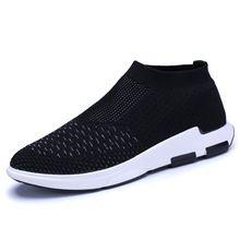 Kuyupp ademend superster schoenen mannen lage top casual schoenen lente Sport Platte Schoenen Mannen Zwart Licht Runner Schoenen Maat 39-44 Y220(China (Mainland))