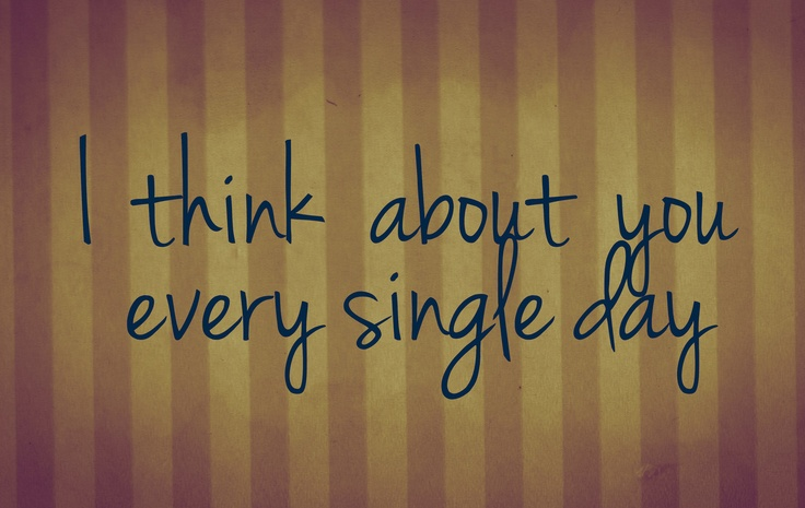 you every single day. - maroon 5, love somebody Favorites Quotes ...