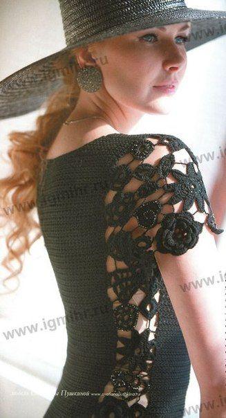 ergahandmade: Crochet Dress + Diagrams