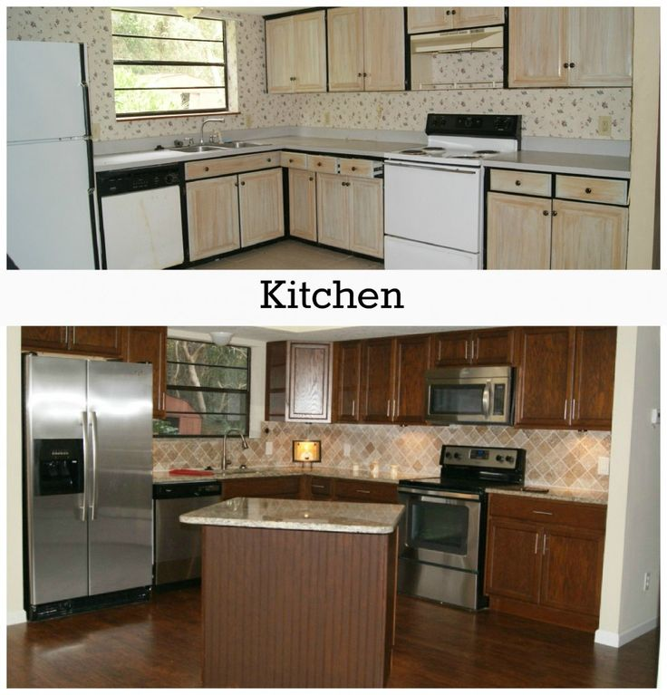 Kitchen Remodel Including Granite, Stainless Steel Appliances, Wood Floor U0026  New Cabinets. Homesandlifestylemedia