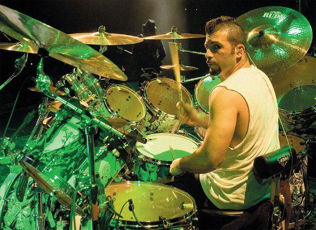 John Dolmayan (System of a Down) - Drummer
