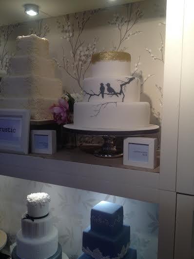 Some wedding cake ideas for 2014 #BakemyCake #BrideoftheYearAwards #2014weddings