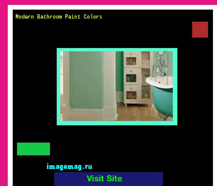 Modern Bathroom Paint Colors 093504 - The Best Image Search