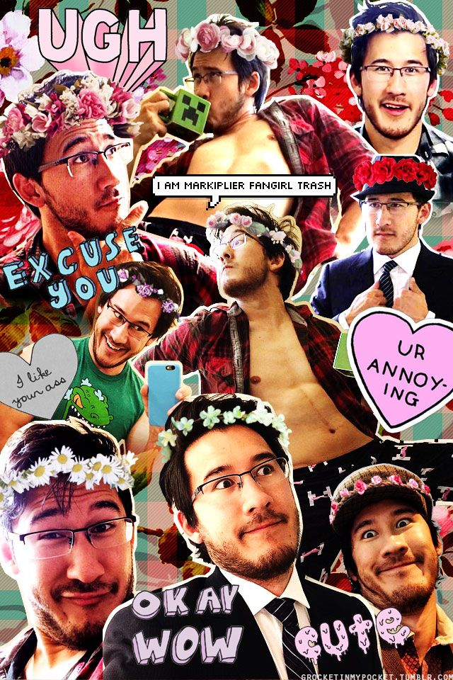markiplier collage | Tumblr