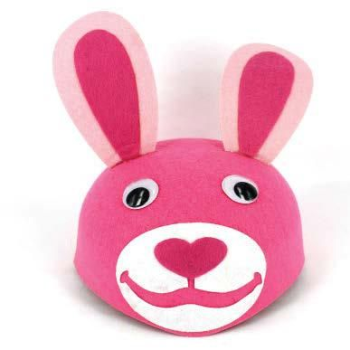 Let's Party With Balloons - TNW Hot Pink Felt Bunny Hat, $6.00 (http://www.letspartywithballoons.com.au/tnw-hot-pink-felt-bunny-hat/)
