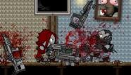 DEMAZE.IT - Giochi Online - Teen & Kids Games: In un laboratorio segreto, siete impegnati nell'inserire algoritmi altamente crittografati in un Super-Computer, ma delle persone armate irrompono nel laboratorio e sta a voi sconfiggerle. Giocate fino alla morte, uccidete i vostri nemici, finchè non verrete uccisi, rubateli le armi e continuate la vostra strage.