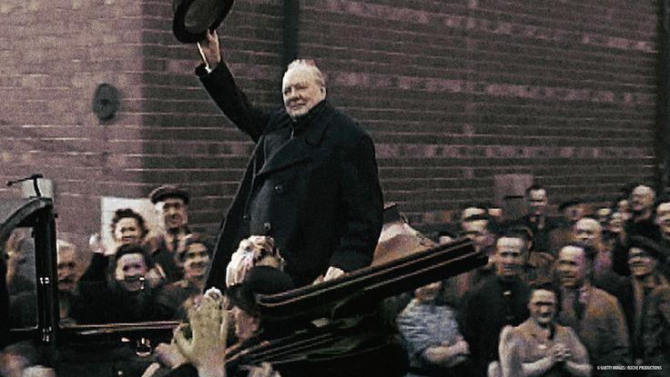 Winston Churchill, un géant dans le siècle. 20/10/14. 20h45. France 3