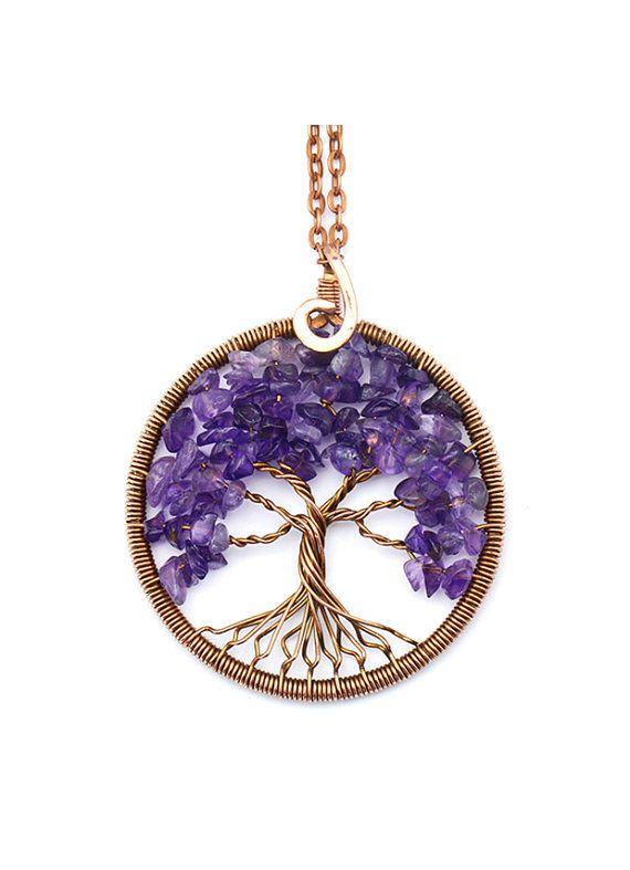 Albero della vita ciondolo albero della vita di KittenUmka