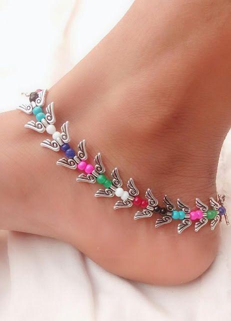 Neetus Jewellery: Anklet RI0008R650